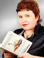 Юлия Раутборт, руководитель группы зарубежной современной литературы