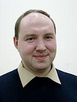 Дмитрий Малкин, начальник отдела фантастики
